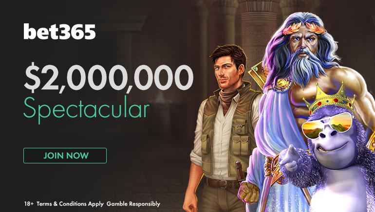 bet365 lanza su espectacular promoción de dos millones de dólares