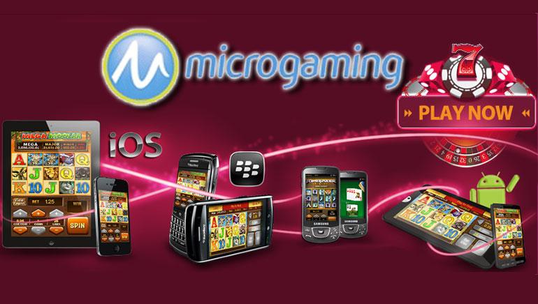 Nuevos juegos de Microgaming en el año 2010