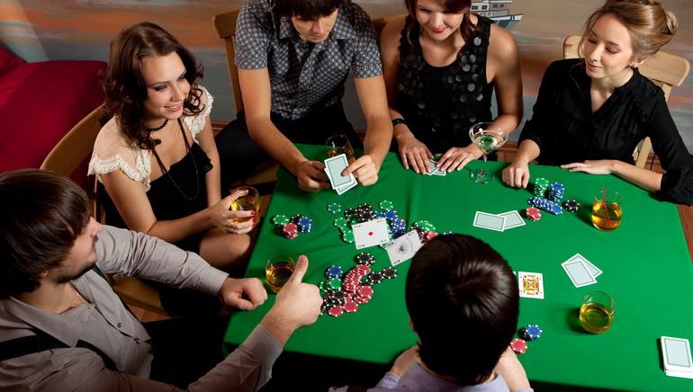 Póker por Dinero Real