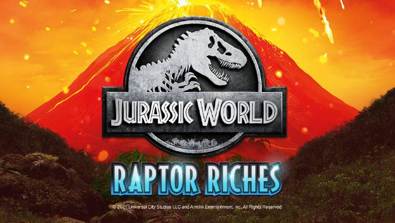 Disfruta de Raptor Riches, de Microgaming, este septiembre y mucho más