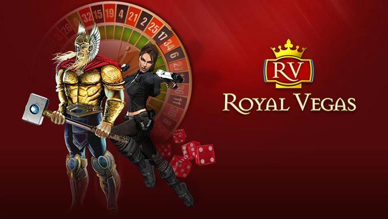 Disfruta de un tratamiento digno de reyes en Royal Vegas