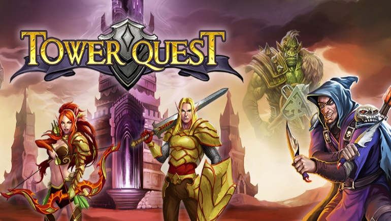 Play'N GO lanza su tragamonedas Tower Quest en abril